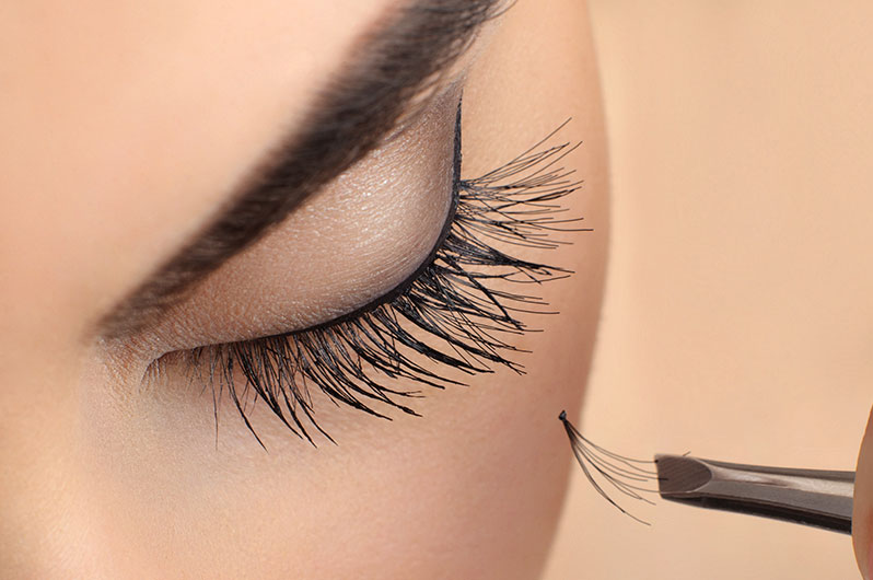 Jus Jazzy Styles Hair Salon LLC Eyelash Extensions